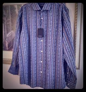 Bugatchi NWT Men's Shirt